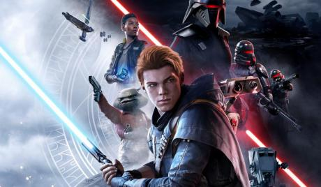 star wars games, jedi fallen order