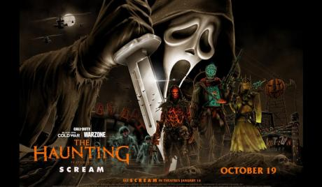 Call of Duty 'The Haunting' Halloween Event Drops Tomorrow With Loads of New Content