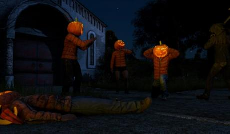 If the Flies in Dayz's Halloween Mode Are Pissing You Off This Will Make You Very Happy!