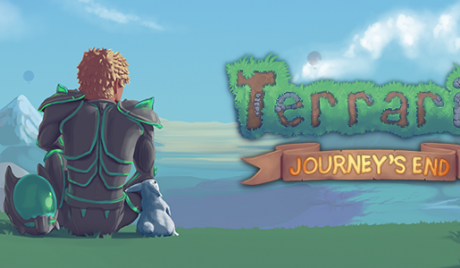 Terraria Journey's End