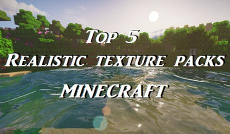 Top 5 most realistic Miencraft texture packs