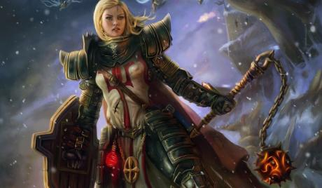 Best armor sets for Crusaders in Diablo 3