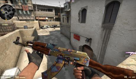 Top 10 CSGO AK-47 SKins