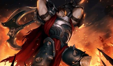 Legends of Runeterra Best Card