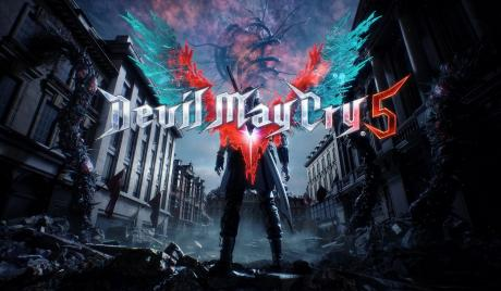 Devil May Cry 5 Edition