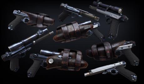 Best Blaster Pistols