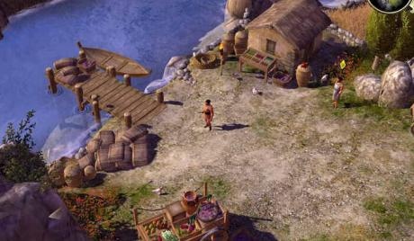 Titan Quest In-game
