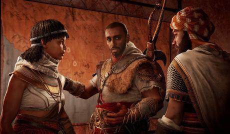 Assassin's Creed Origins Best Abilities