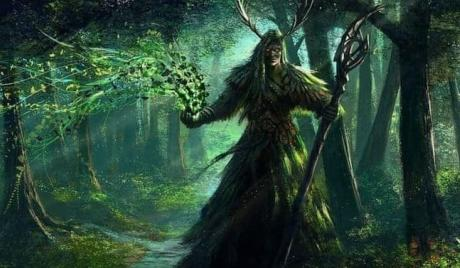 D&D Best Druid Spells