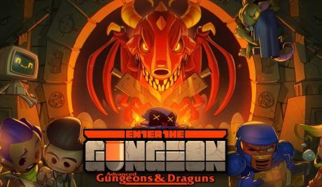 Games Like Enter The Gungeon
