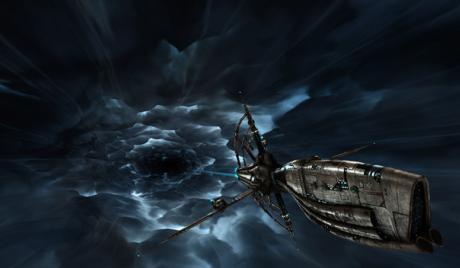 EVE Online, MMORPG, Space Simulator, Open World, Exploration