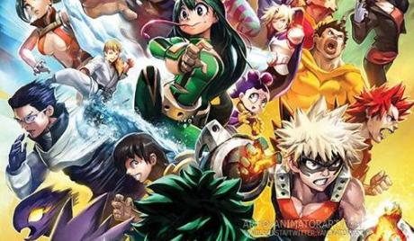 My Hero Academia Best Characters