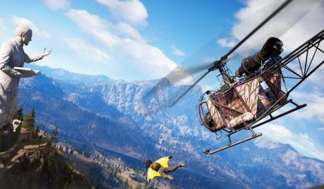 Far Cry 5 Best Helicopters