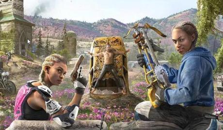 Games Like Far Cry New Dawn