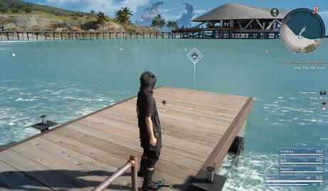 Final Fantasy XV Best Fishing Spots