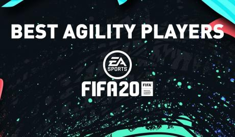 FIFA 20 Amazing Agility Players