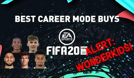 Top picks from FIFA 20 Career Mode