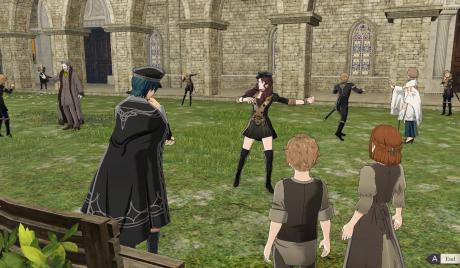 Fire Emblem 3 Houses Best Dancers