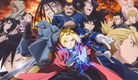 Fullmetal Alchemist Best Characters
