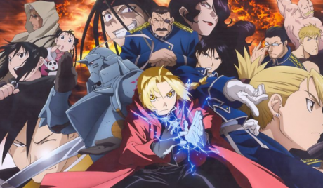Fullmetal Alchemist Best Fights