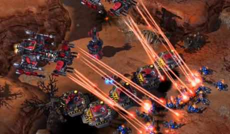 free rts games