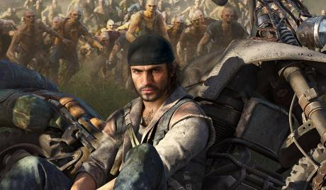 Days Gone bike, best days gone bike decals, open world zombie game ps4, days gone open world, deacon st. john, Deacon of days gone riding, Days gone deacon bike riding at freaker, days gone top bike upgrade, top 5 best bike upgrades in days gone, how to get best best bike upgrades in days gone, arsenal on deacon bike, best bike upgrade, bike paint of days gone, days gone motorcycle, bike handle, open world bike riding, short distance, guns which can be used on bike, take out enemies with bike in days gone