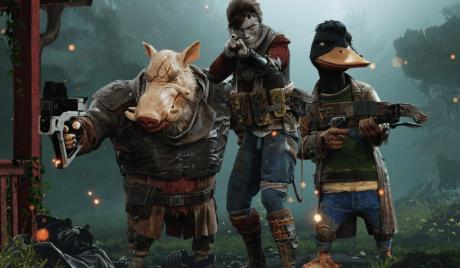 Games Like Mutant Year Zero