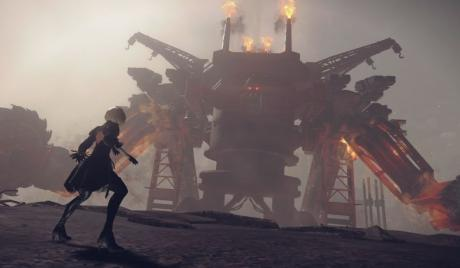 Games Like NieR Automata
