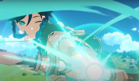 Genshin Impact Best AoE Characters