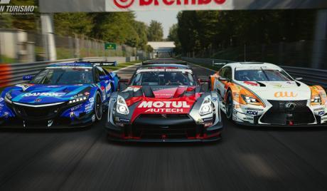 Gran Turismo Sport Best Cars