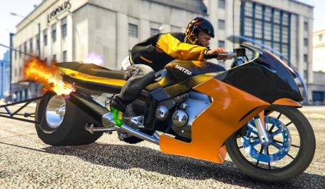GTA Online Best Motorcycles