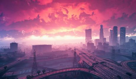 Best visual settings for GTA 5