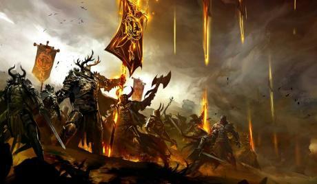 Guild Wars 2 best pvp builds