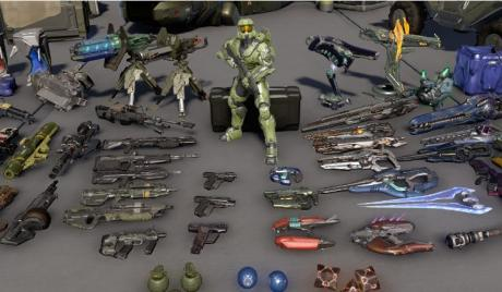 best halo 5 weapons