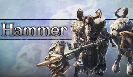 Monster Hunter, World, Iceborne, Hammer, Top 5
