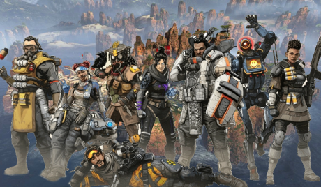 Apex Legends, Apex Legends Season 8, Apex Season8, Season 8, Battle Royale, FPS, Apex Legends S8