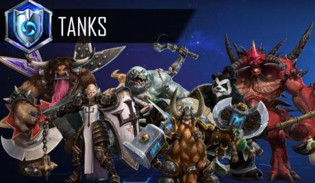 Heroes of the storm best tank