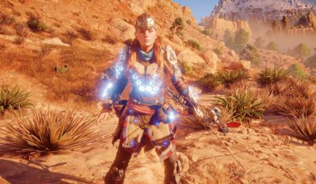 Horizon Zero Dawn Best Armor