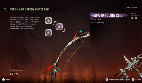 Horizon Zero Dawn Best Weapon Mods