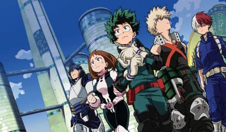 Class 1A students are some of the best characters.
