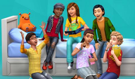 Sims 4 Best Child Mods, sims 4 kids mods. sims 4 child mods
