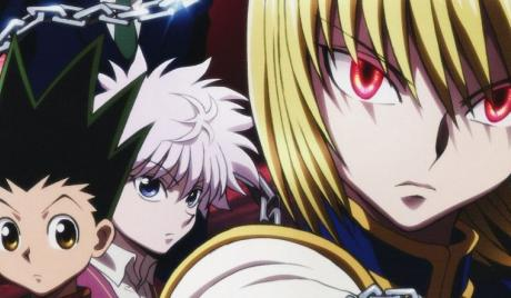 Hunter x Hunter, Kurapika, Gon, Killua