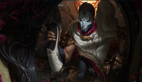 all jhin skins