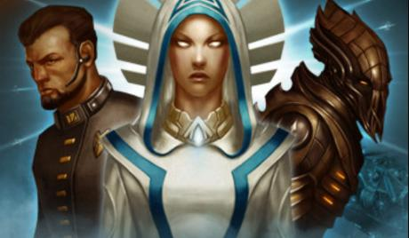 Sins of Solar Empire Factions, Sci-Fi RTS