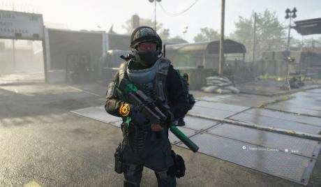 The Division 2 Best SMG