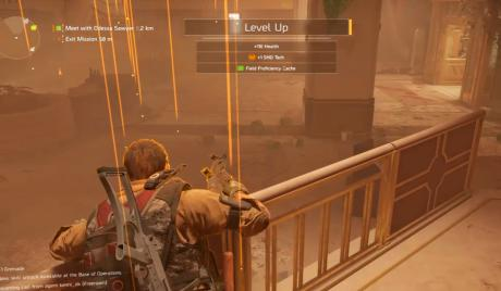 Division 2 ways to level up