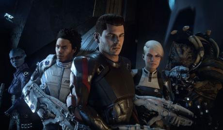 Mass Effect: Andromeda, Mass Effect, FPS, first-person shooter, weapons