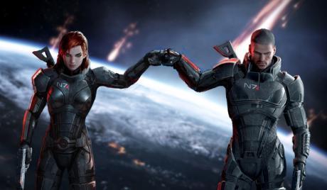 Each class of Mass Effect 3