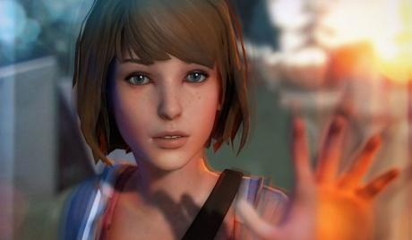 Max in Life is Strange uses her powers