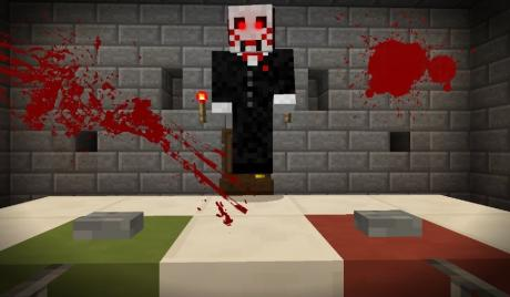 Minecraft Horror Maps